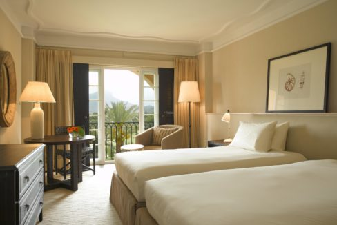 twin room hotell